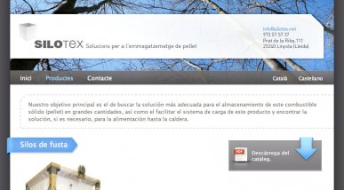 Web Silotex