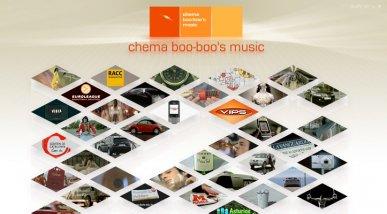 Web per Chema Boo Boo