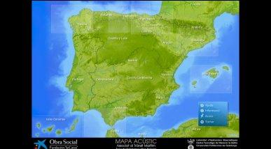 """Obra social """"La Caixa"""" - UPC LAB: Mapa acústic submarí del litoral espanyol"""