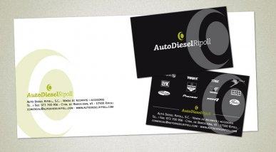 Imatge corporativa AutoDiesel Ripoll