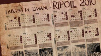Calendari Ripoll 2010