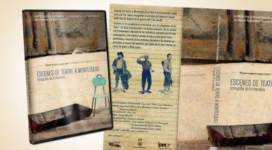 DVD Escenes de Teatre a Montesquiu