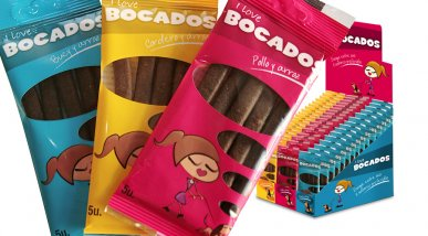 Pack I love Bocados