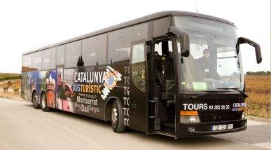 Reportatge fotogràfic de Catalunya Bus Turístic