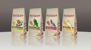 Packaging Psittacus