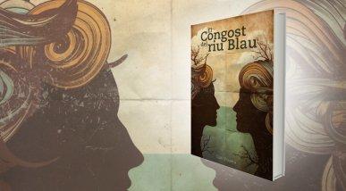 """Portada llibre""""El congost del riu Blau"""""""