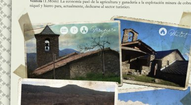 Plànol Turístic