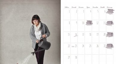Calendari 2014 Fundació MAP